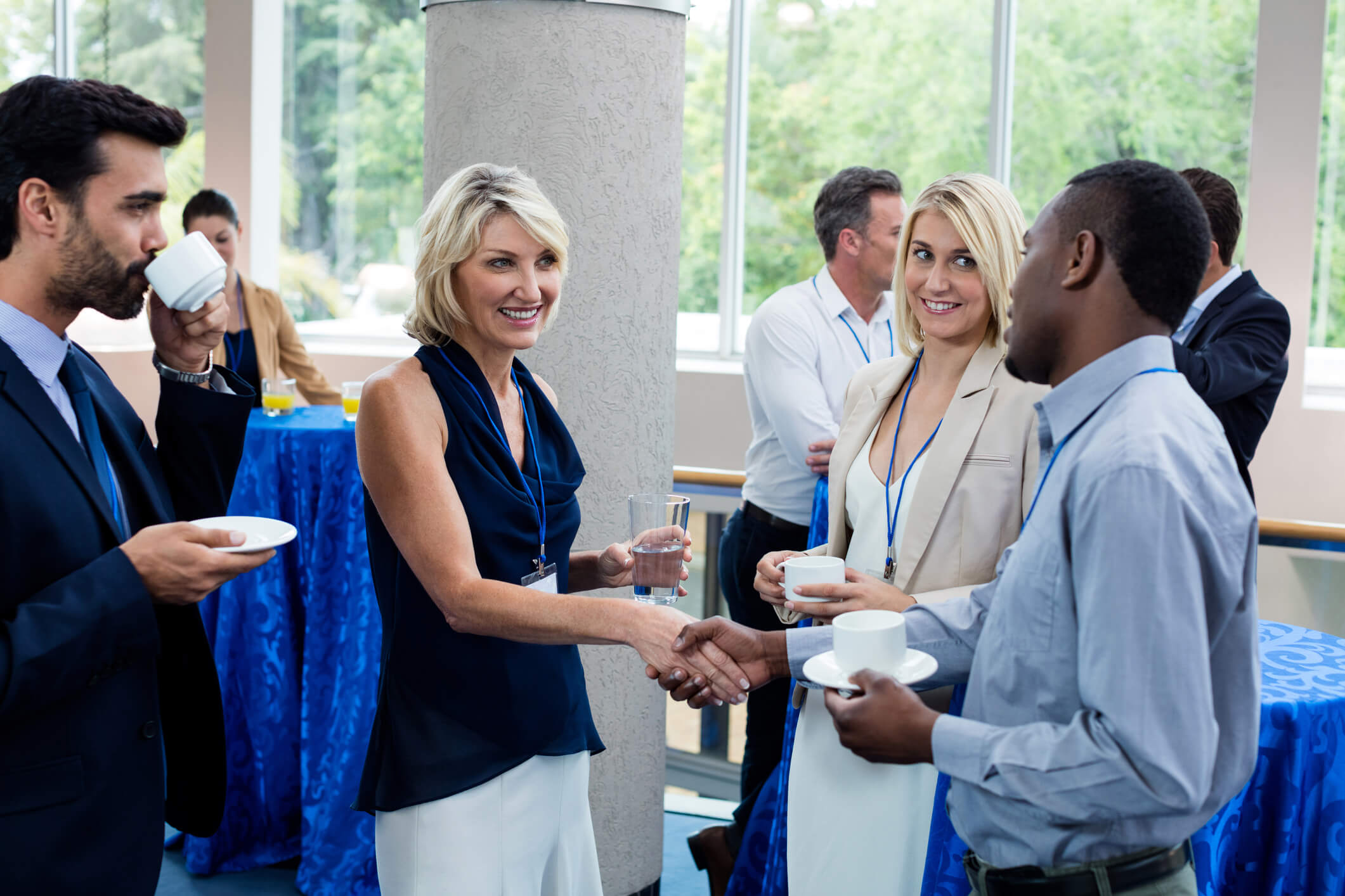 4 tips to maximize your next association networking event