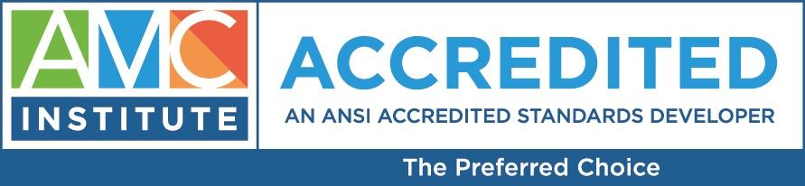 AMC Institute Accredited