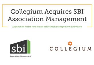 Collegium Acquires SBI Association Management