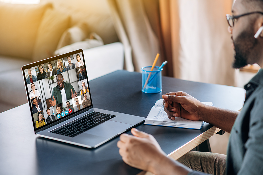 Virtual and Hybrid Events are Here to Stay
